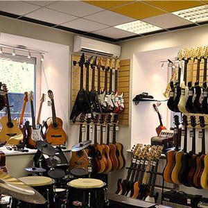 Музыкальные магазины Заволжска