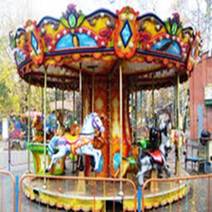 Парки культуры и отдыха Заволжска