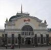 Железнодорожные вокзалы в Заволжске