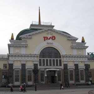Железнодорожные вокзалы Заволжска